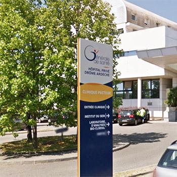 Scanner clinique pasteur guilherand granges imr valence - Clinique pasteur 07 guilherand granges ...